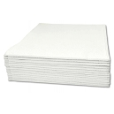 Standard White Drape Sheets (100)